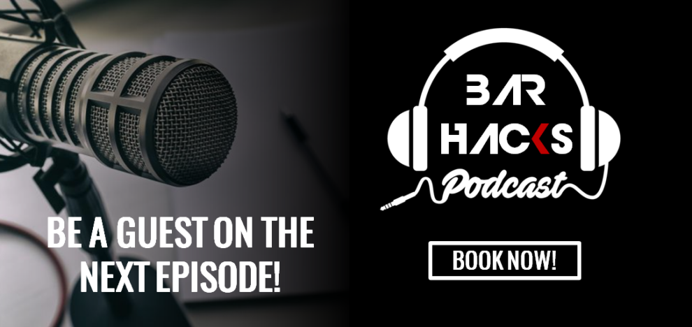 Bar Hacks Podcast Guest